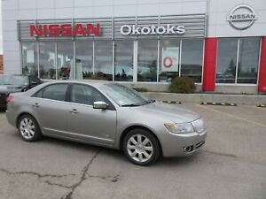 2008 Lincoln MKZ HEATED & COOLED LEATHER, BLUETOOTH