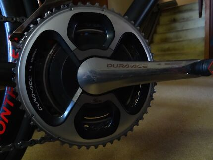 2014 Dura Ace 9000 SRM Powermeter 172.5 Collaroy Manly Area Preview