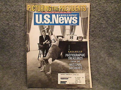 Us News   World Report Magazine December 2004 Vol 137 No 21 Picturing Presidents