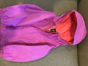 Excellent conditionNorth Face Wind/Rain jacket. Size 6-12 months