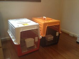 Dog carriers/ cat crate pp30 and PP20 airline approved! Hurstville Hurstville Area Preview