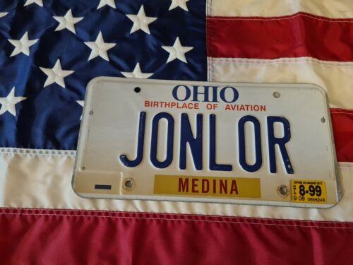USA Nummernschild/Kennzeichen/license plate/US car/Deco *Ohio*