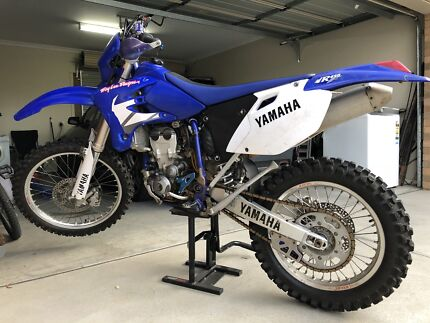 05 Yamaha Wr450f Swap For 300 2stroke