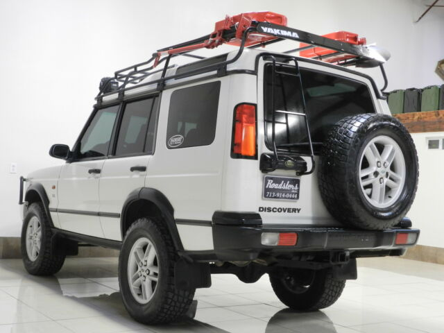 2003 Land Rover Discovery LIFTED SAFARI