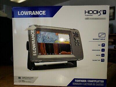 Lowrance HOOK2-7 TripleShot