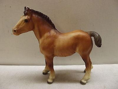 VINTAGE  BREYER CLYDESDALE HORSE FOAL