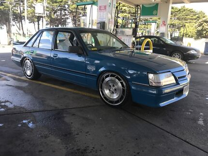 HOLDEN 1985 VK GROUP A BLUE MEANIE HDT SS COMM  ODORE