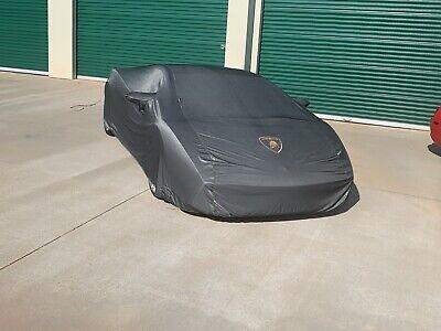 Lamborghini Gallardo Car Cover Plus Extras