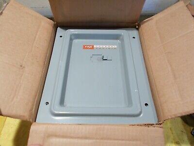 Federal Pacific 200 Amp Breaker Box Panel Electric Circuit Enclosure 120240vac