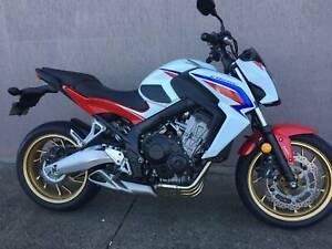 2014 Honda CB650FA Parramatta Park Cairns City Preview