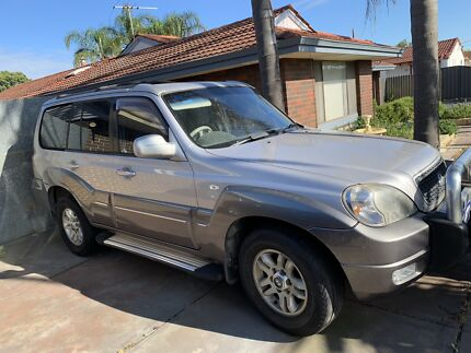 Hyundai Terracan 4WD 2005 Ferndale Canning Area Preview