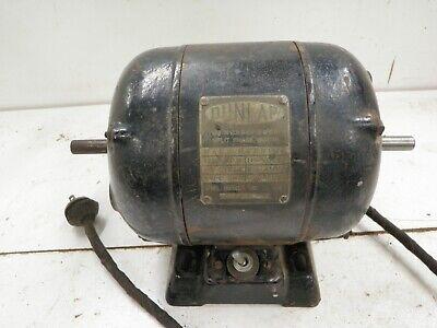 Dunlap 14hp Motor From Craftsman 103 Series 13 12 Drill Press