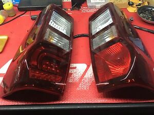 New dmax tail lights Armidale Armidale City Preview