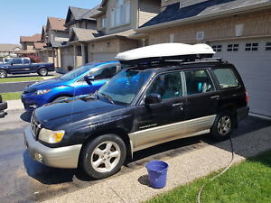 2001 Subaru Forester CHEAP or parts