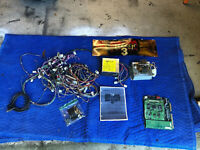 Arcade Pinball Gottlieb Data Cable MPU//CPU to Driver for System 3 Games #A-26779