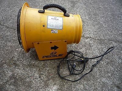 Pelsue 1400d Axial Blower 12 Vdc 14hp 15 Amp - Free Shipping