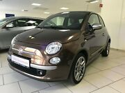 Fiat 500 Lim. Edition Only The BRAVE ! TOP ! NAVI