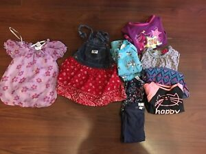 Girls 2/3 lot of clothes