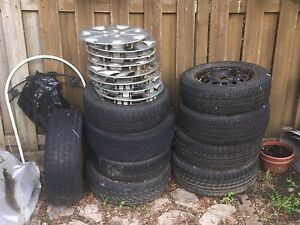 15 tires