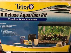 20 gallon fish tank aquarium
