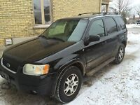 02 Ford Escape 4x4 xlt