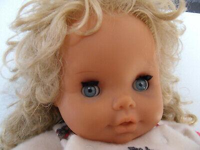 VEB DDR große Babypuppe Puppe Schlafaugen 65cm online kaufen