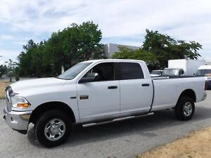 2012 Dodge Ram 2500 SLT Crew Cab Long Box 4WD