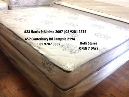 Brand New ENSEMBLE Bed Sydney Factory Direct