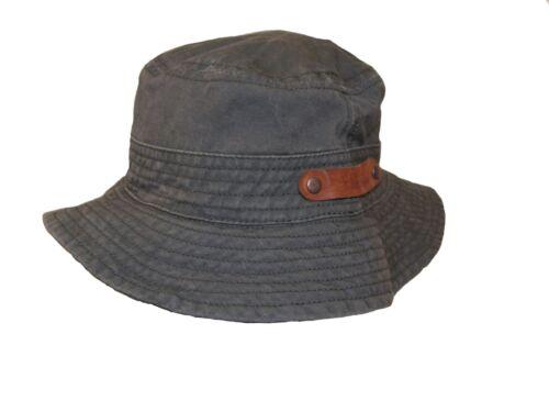 Schlapphut Anglerhut Sommerlicher Bucket Hat aus Baumwolle von Kakadu Traders