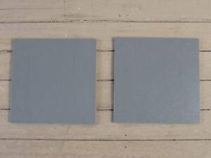 Tiles (probably Italian), slate-coloured. Lindisfarne Clarence Area Preview