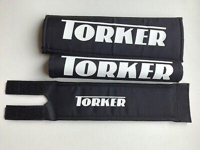 Torker Bmx Pad Set RED Oldschool REPOP Tange Koizumi  PK Ripper Kuwahara