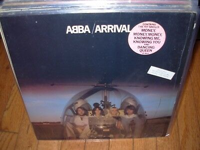 ABBA arrival ( pop ) sticker
