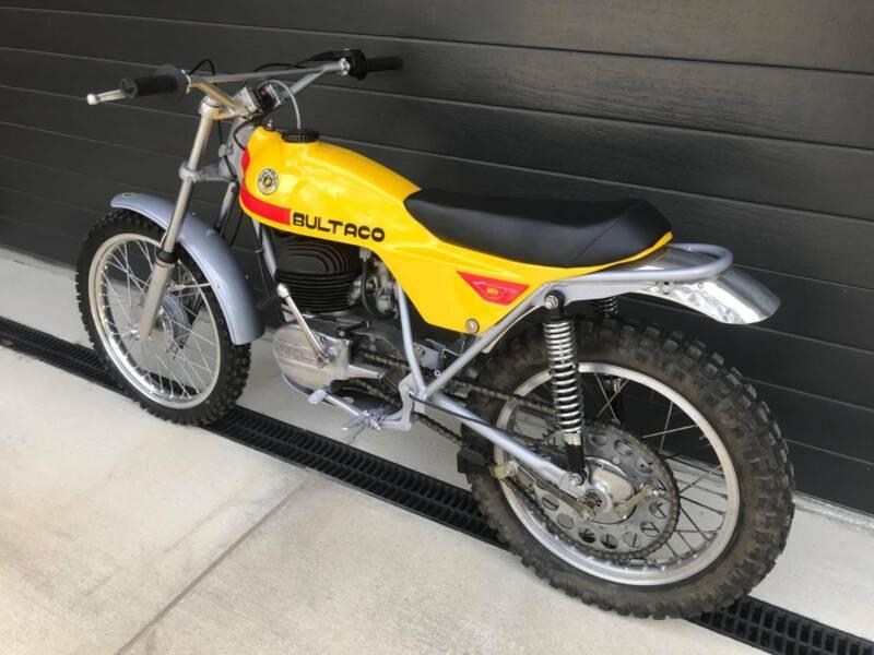Bultaco Lobito 175 Mk7 | Motorcycles | Gumtree Australia