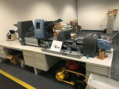 Pitney Bowes Di900di950 Document Inserting System