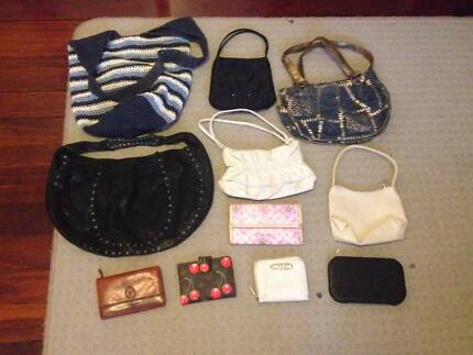 Lots of bags & purses for sale Waterford South Perth Area Preview
