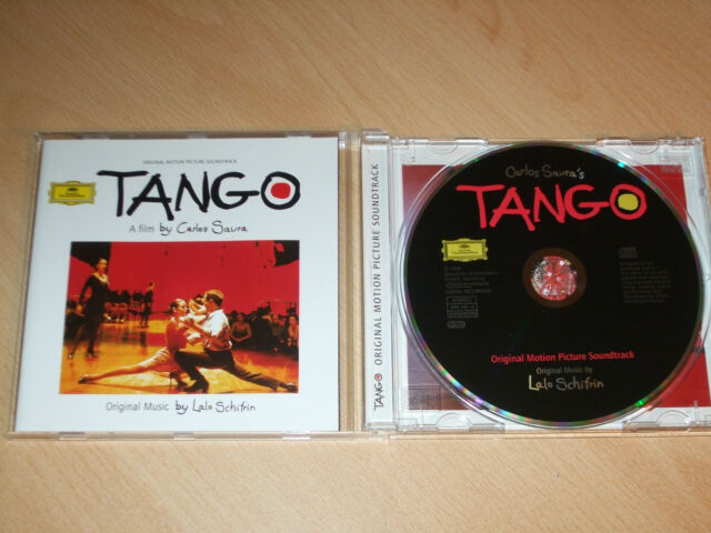 Tango - Original Movie Soundtrack - Lalo Schifrin (CD)  Mint/New - Fast Postage