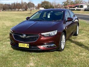 2019 Holden ZB Calais, 2.0 lt Turbo Petrol , 9 spd Auto, Liftback / sedan  Holbrook Greater Hume Area Preview