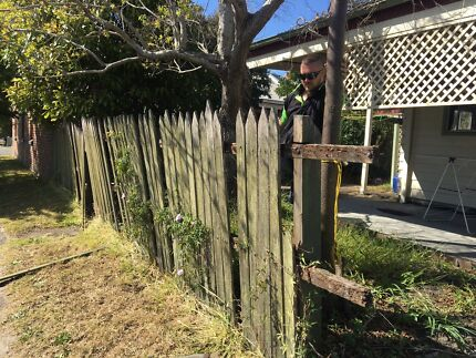 Does your fence need a little love and repair