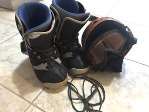 Snowboard boots helm best offer
