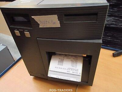 """SATO CL408E Parallel Thermo Label Drucker REWINDER 203dpi 4.1"""" 104mm - 31625.7 M"""
