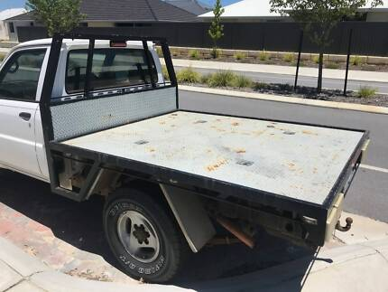 GU Patrol Steel Tray