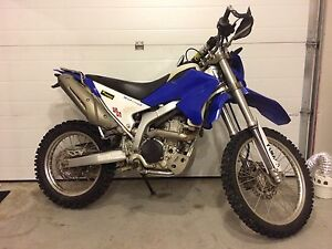 Wr 250r ready to adventure!