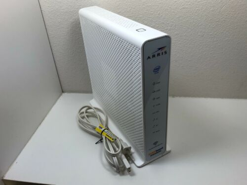 Arris SurfBoard SVG2482AC Internet WiFi Voice Cable Modem Router READ
