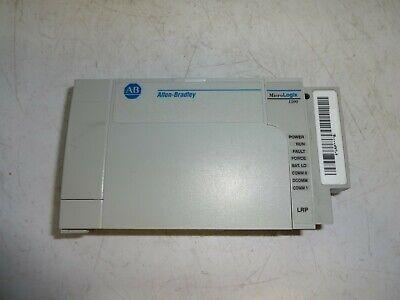 Allen-bradley 1764-lrp Micrologix 1500 Ser.b Rev.c Frn.5 Processor Unit Tested