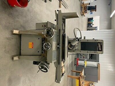Okamoto Surface Grinder Good Condition Mag Table Included.