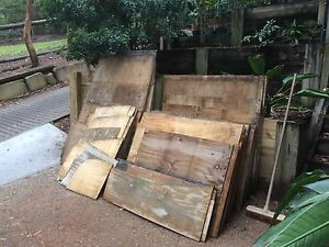 Free plywood Indooroopilly Brisbane South West Preview