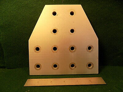 1 8020 4325 15 Series 12 Hole Joining Plate Used