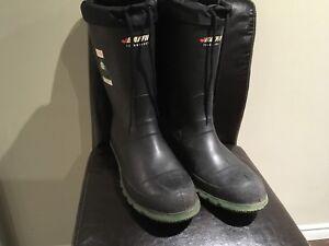 Men's Baffin rubber boots