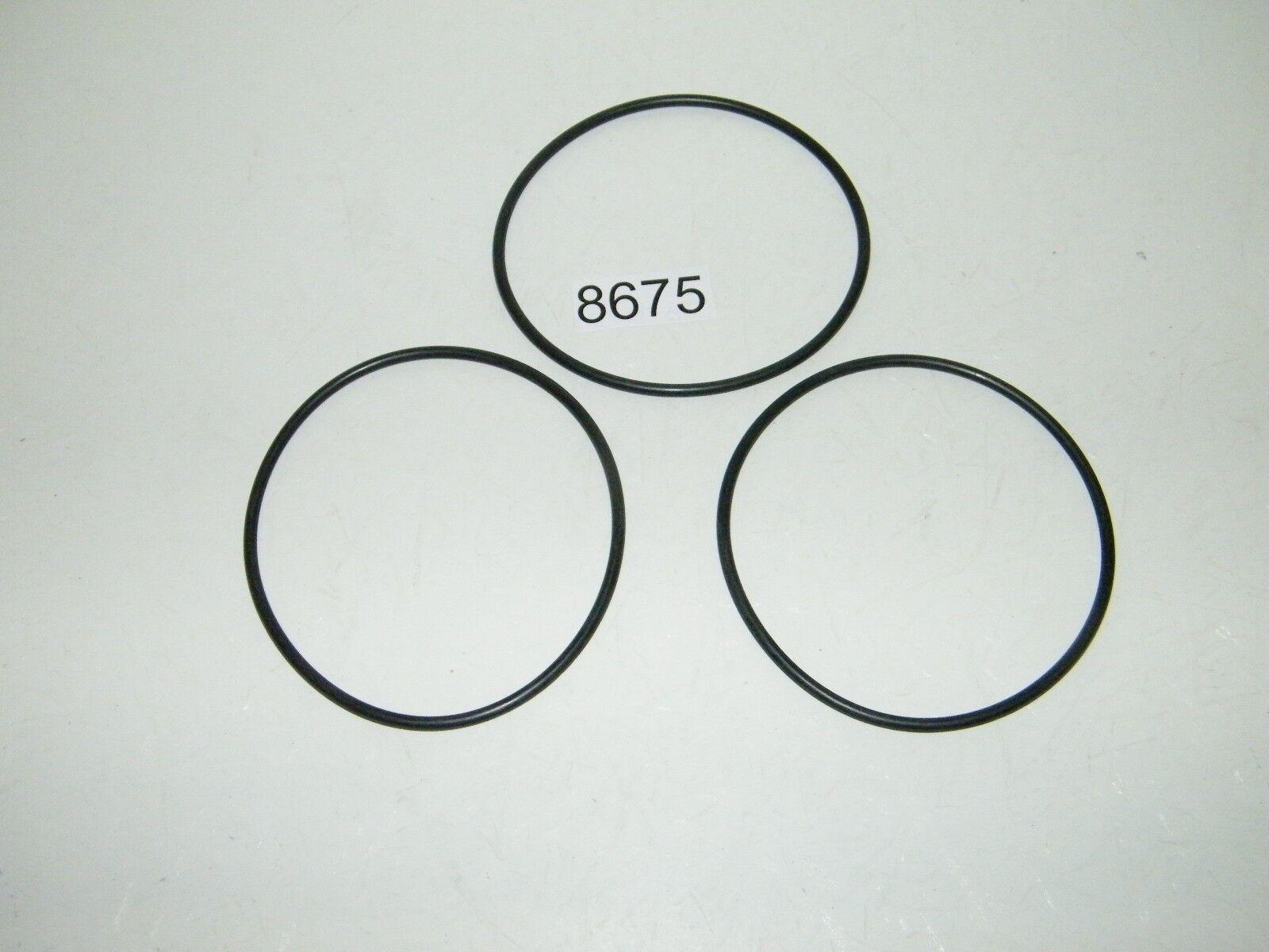3 Pentek 151120 O-Ring,OR-34,OR34 3G Standard Housings/&Everpure EV311240-R/&S 241
