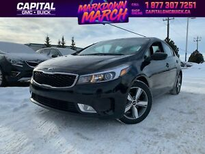 2018 Kia Forte LX+ | HEATED SEATS | REAR CAMERA | 45K KMS
